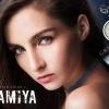 Mamiya Dreamcon คอนแทคเลนส์ 2 โทน ตัดขอบบางมากค่ะ