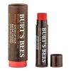 Burt's Bees Tinted Lip Balm # สี Hibiscus ลิปบาล์ม ปกป้องและถนอมเรียวปากสวยให้มีสีสันแลดูมีสุขภาพดี