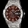 นาฬิกา คาสิโอ Casio Edifice 3-Hand Analog รุ่น EFR-104D-5AV สินค้าใหม่ ของแท้ ราคาถูก พร้อมใบรับประกัน