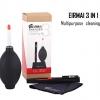 ชุดทำความสะอาดกล้องและเลนส์ Eirmai 3 IN 1 Multipurpose Cleaning Kit