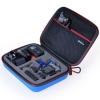 Smatree® SmaCase G160 สำหรับกล้อง Gopro® HD Hero5, Hero4, 3+, 3, 2, 1, SJ4000,SJ5000 Blue