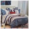 ผ้าปูที่นอนสไตล์โมเดิร์น เกรด A ขนาด 6 ฟุต(5 ชิ้น)[AS-041]