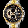 นาฬิกา คาสิโอ Casio Edifice Chronograph รุ่น EF-558SG-1AV สินค้าใหม่ ของแท้ ราคาถูก พร้อมใบรับประกัน