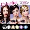 Colorful Violet Dreamcolor1เลนส์นิ่มใส่สบาย คอนแทคเลนส์ ขายส่งคอนแทคเลนส์ ขายส่งBigeye Bigeyeเกาหลี