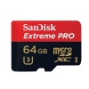 SanDisk Extreme PRO Micro SD 64GB Memory Card 4k Support
