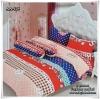 ผ้าปูที่นอนเกรด A ขนาด 6 ฟุต(5 ชิ้น)[AA-126]