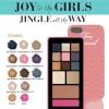 Too Faced Jingle All the Way Palette (Pink) - Exclusive for Sephora พาเลทเก๋ๆ ในรูปแบบของไอโฟน5 มาพร้อมเคสไอโฟนด้วย น่ารักน่าเลิฟมากค่ะ สีสวยทุกสีเลย