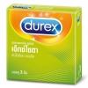 Durex Excita (ถุงยางอนามัยดูเร็กซ์ เอ็กซ์ไซต้า) 53mm
