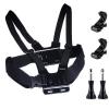 Smatree® Chest Belt/Strap Harness for 2 GoPro Camera Front/Back สำหรับใส่กล้อง GoPro 2 ตัว หน้า/หลัง