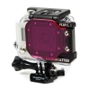 FLIP3.1 Underwater Color Correction System with GREENWATER Filter for GoPro Hero4, Hero3+ & Hero3