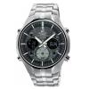 นาฬิกา คาสิโอ Casio Edifice Analog-Digital รุ่น EFA-135D-1A3V สินค้าใหม่ ของแท้ ราคาถูก พร้อมใบรับประกัน