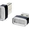 ไฟ LED ป้องกันฝุ่น พอร์ท USB