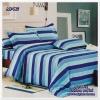 ผ้าปูที่นอนสไตล์โมเดิร์น เกรด A ขนาด 5 ฟุต(5ชิ้น)[AS-087]