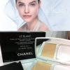 Chanel Le Blanc Light Mastering Whitening Compact Foundation SPF 25/PA+++ B10 Beige - Pastel แป้งที่ให้ระดับการปกปิดที่สุดยอดค่ะ