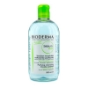 Bioderma Sebium H2O ขนาด 500 mL ผลิตภัณฑ์ทำความสะอาดผิวหน้าและเครื่องสำอางค์สำหรับผิวมันและผิวเป็นสิว