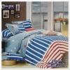 ผ้าปูที่นอนสไตล์โมเดิร์น เกรด A ขนาด 3.5 ฟุต(3 ชิ้น)[AS-058]