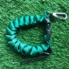 Cetacea Housing Heavy Duty Coiled Lanyard Green สีเขียว