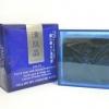 (ราคาเต็ม 660.- ลดมากกว่า 35%) Kose Seikisho Facial Soap (พร้อมกล่องกันน้ำ) 120 g สบู่ดำ โคเซ่ พร้อมกล่อง