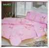 ผ้าปูที่นอนเกรด A ขนาด 5 ฟุต(5 ชิ้น)[AA-027]