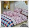 ผ้าปูที่นอนเกรด A ขนาด 6 ฟุต(5 ชิ้น)[AA-112]