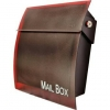 ขายตู้ไปรษณีย์ KURVA (กล่องใส่จดหมายขนาดใหญ่สามารถใส่นิตยสารได้) สินค้าส่งออกประเทศญี่ปุ่น