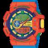 นาฬิกา คาสิโอ Casio G-Shock Standard Analog-Digital รุ่น GA-400-4A สินค้าใหม่ ของแท้ ราคาถูก พร้อมใบรับประกัน