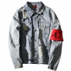 FOURTOWFOUR ON FAIRFAX DENIM JACKET