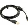 สาย DATA NIKON (USB DATA CABLE) สายโหลดข้อมูล หรือภาพ จากกล้อง (UC-E6)