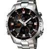 นาฬิกา คาสิโอ Casio Edifice Analog-Digital รุ่น EMA-100D-1A1V สินค้าใหม่ ของแท้ ราคาถูก พร้อมใบรับประกัน