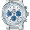นาฬิกา คาสิโอ Casio Edifice Chronograph รุ่น EF-500D-7AVDF สินค้าใหม่ ของแท้ ราคาถูก พร้อมใบรับประกัน