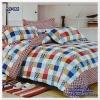 ผ้าปูที่นอนสไตล์โมเดิร์น เกรด A ขนาด 6 ฟุต(5 ชิ้น)[AS-086]