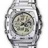 นาฬิกา คาสิโอ Casio Edifice Analog-Digital รุ่น EFA-122D-7AV สินค้าใหม่ ของแท้ ราคาถูก พร้อมใบรับประกัน