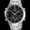 นาฬิกา คาสิโอ Casio Edifice Analog-Digital รุ่น EFA-135D-1A4V สินค้าใหม่ ของแท้ ราคาถูก พร้อมใบรับประกัน
