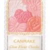 ปัดแก้มรุ่นใหม่จาก Canmake Glow Fleur Cheek 02 Apricot Fleur