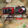 โปรโมชั่น Olympus TG5 + Housing แถมฟรี SanDisk Extreme PRO 32GB รองรับ 4K ฟรี หมดเขตสิงหาคม 2560