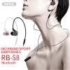 REMAX S8 รุ่นใหม่ เสียงดีกว่าเดิม Bluetooth V4.1 คล่องตัว ของแท้ประกัน 6 เดือน เสียเปลี่ยนทันที
