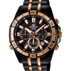 นาฬิกา คาสิโอ Casio Edifice Chronograph รุ่น EFR-534BKG-1AV สินค้าใหม่ ของแท้ ราคาถูก พร้อมใบรับประกัน