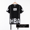 HBA ZIPPER X-RAY T-SHIRT