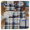 ผ้าปูที่นอน 6 ฟุต(5 ชิ้น) เกรดพรีเมี่ยม[P-16]