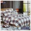 ผ้าปูที่นอนสไตล์โมเดิร์น เกรด A ขนาด 3.5 ฟุต(3 ชิ้น)[AS-085]