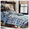 ผ้าปูที่นอนสไตล์โมเดิร์น เกรด A ขนาด 6 ฟุต(5 ชิ้น)[AS-029]