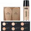 NYC Smooth Skin Liquid MakeUp Fond De Teint 29.5 mL # 678 Barely Beige สำหรับผิวสองสี รองพื้นเนื้อเนียนบาง ทว่าปกปิดอย่างดีเยี่ยม