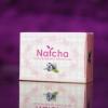 Natcha Gluta BlueBerry White Soap สบู่ณัฐชา กล่องม่วง
