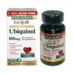 Nature's Bounty Ubiquinol 100 mg. / 40 Softgels