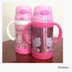 ขวดน้ำ Hello Kitty สำหรับเด็ก
