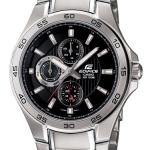 นาฬิกา คาสิโอ Casio Edifice Multi-hand รุ่น EF-335D-1AV สินค้าใหม่ ของแท้ ราคาถูก พร้อมใบรับประกัน