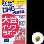DHC Daisu Isofura Bon (30วัน) ลดรอยแดงสิว ลดสิวอุดตัน ช่วยปรับความสมดุลของฮอร์โมนในร่างกาย สกัดจากถั่วเหลืองช่วยเกี่ยวกับสิว เพื่อความงามของคุณผู้หญิง