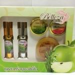 Belleza Set.ครีมสาหร่ายแอปเปิ้ล ส่งฟรี EMS
