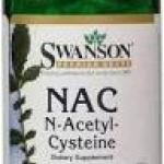 anson Premium NAC N-Acetyl Cysteine 600 mg / 100 Caps