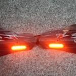 ชุดไฟเลี้ยว LED สำหรับติดใบการ์ดแฮนด์ ZETA XC (XC FLASHER PROTECTOR)